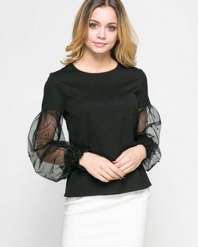 Черная блузка Zubrytskaya