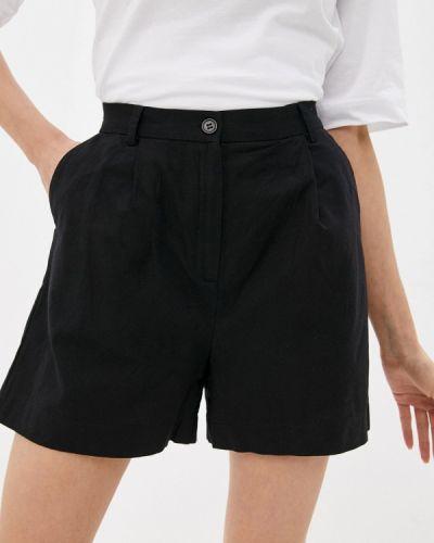 Повседневные черные шорты Befree