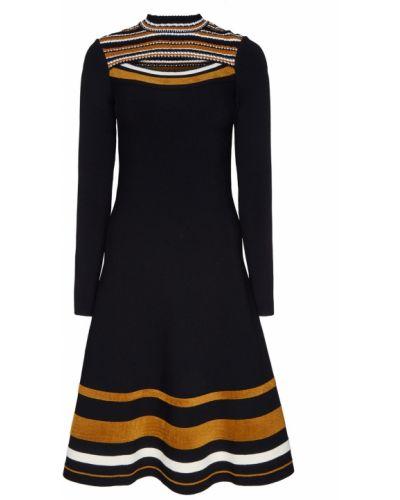 Платье миди коктейльное из вискозы Proenza Schouler