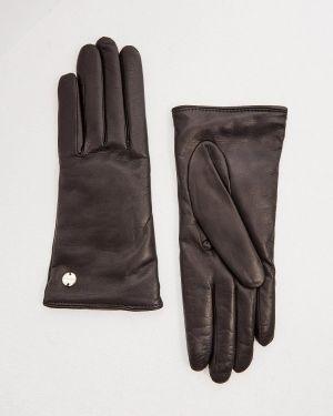 Кожаные перчатки итальянский Coccinelle
