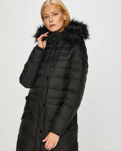 Стеганая куртка утепленная с капюшоном Vero Moda