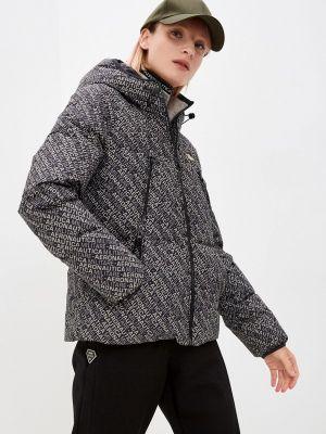Утепленная куртка - черная Aeronautica Militare