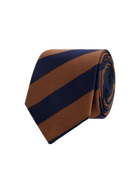 Z paskiem jedwab krawat wąskie cięcie z paskami na paskach Jake*s