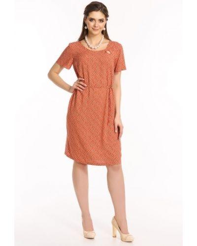 Платье из штапеля из вискозы Merlis