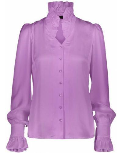 Fioletowa koszula Nathi Luxury