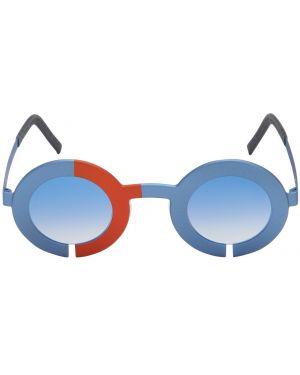 Niebieskie okulary z nylonu Blackfin