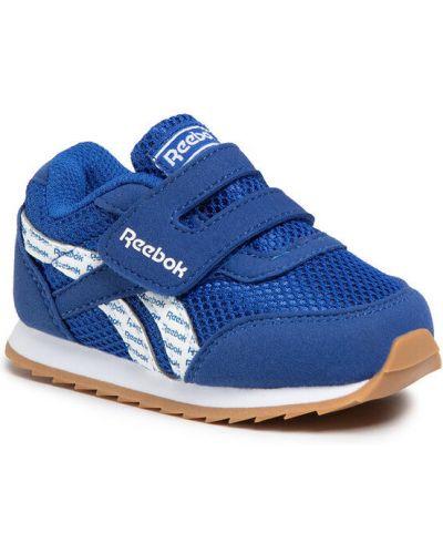 Sneakersy - niebieskie Reebok Classic
