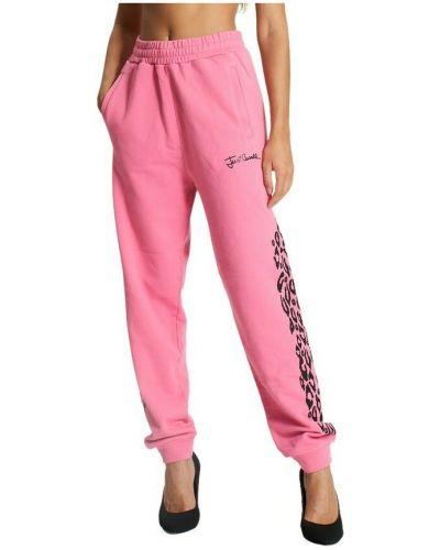 Joggery - różowe Just Cavalli
