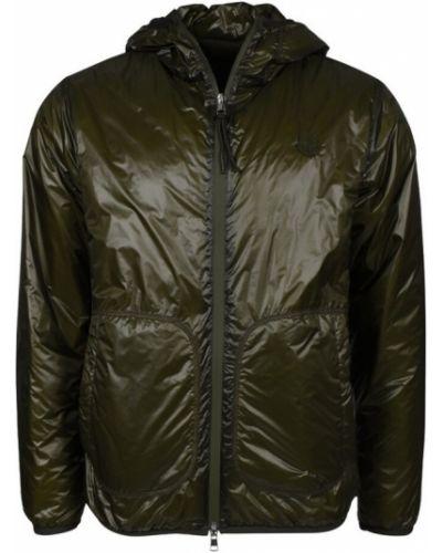 Zielona kurtka Moncler