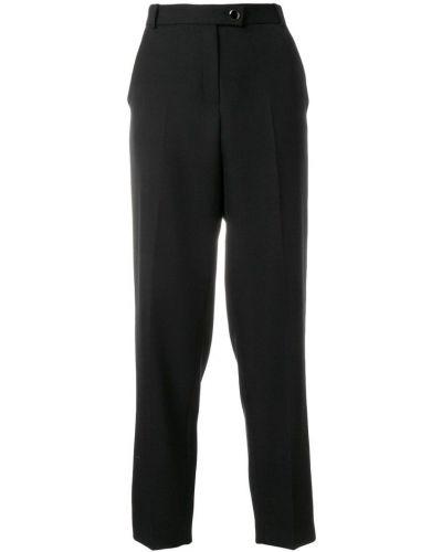 Шерстяные брюки - черные Vanessa Seward