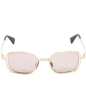 Złote okulary Kuboraum Berlin