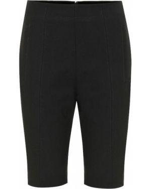 Черные спортивные шорты Tibi