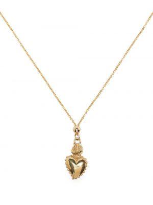 Złoty naszyjnik łańcuch Petite Grand