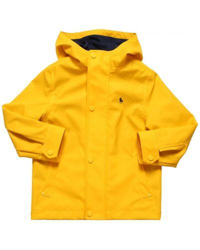 Płaszcz z kapturem z kieszeniami Ralph Lauren