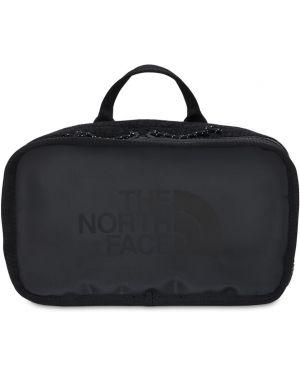 Czarny pasek z paskiem klamry The North Face