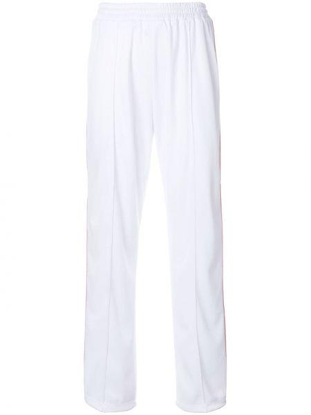 Białe joggery bawełniane Forte Dei Marmi Couture