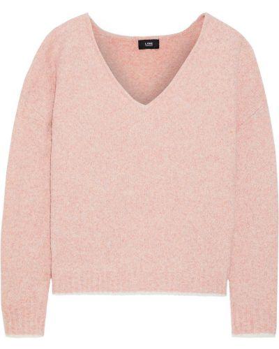 Шерстяной свитер Line