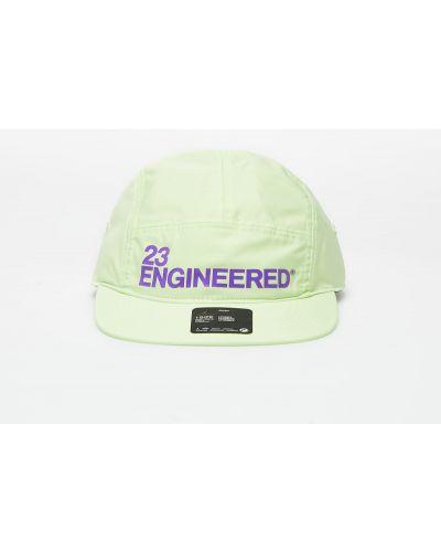 Zielona czapka Jordan