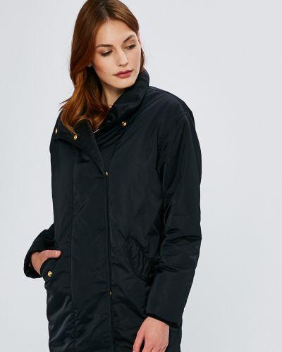 Утепленная куртка с карманами черная Scotch & Soda