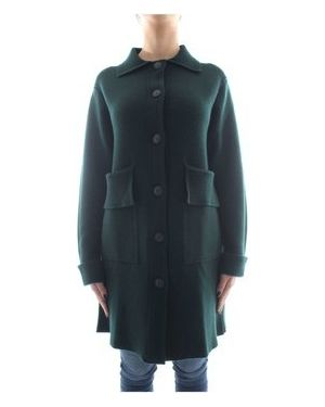 Zielony płaszcz przeciwdeszczowy Alpha Studio