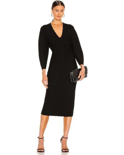 Czarna sukienka z wiskozy Bailey 44
