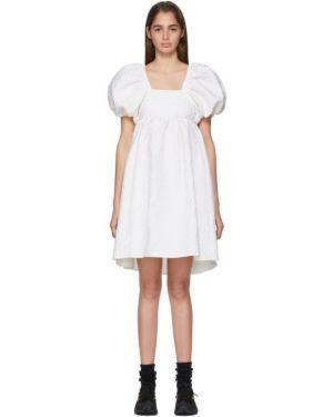 Платье с открытой спиной на бретелях Cecilie Bahnsen