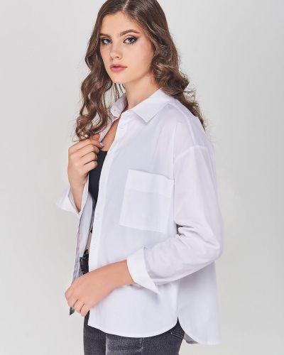 Рубашка - белая Hladysh