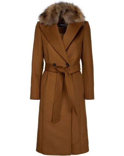 Brązowy płaszcz Mackage