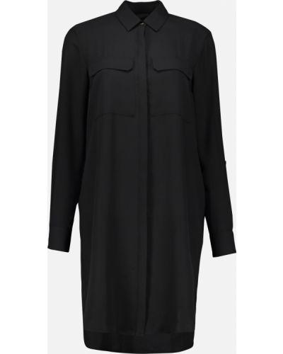 Платье - черное Piazza Italia