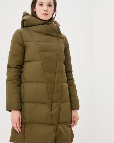 Зимняя куртка осенняя зеленая Snowimage