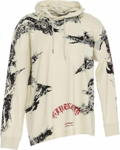 Szara bluza dresowa Givenchy