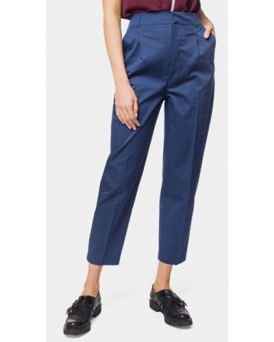 Синие брюки повседневные Mr520