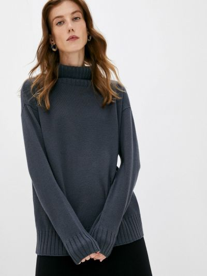 Серый свитер осенний Max Mara Leisure
