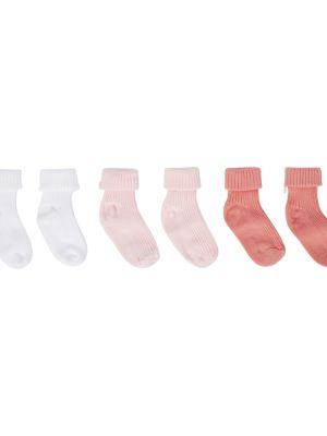 Хлопковые носки - розовые Tartine Et Chocolat