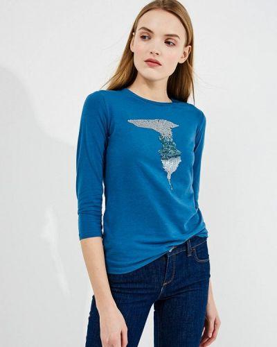 Синие джинсы Trussardi Jeans