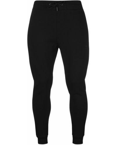 Czarne klasyczne spodnie Firetrap