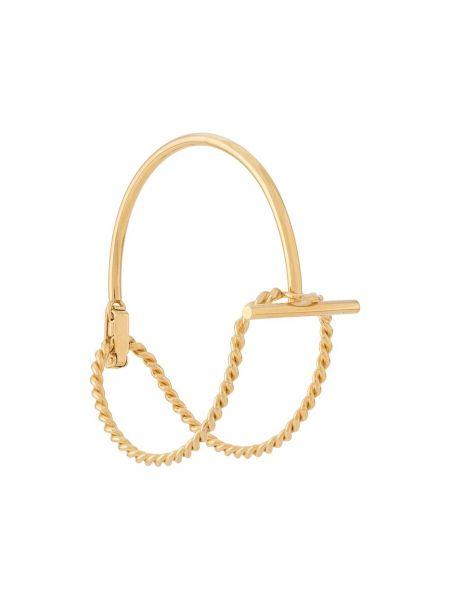 Золотистый желтый браслет Wouters & Hendrix