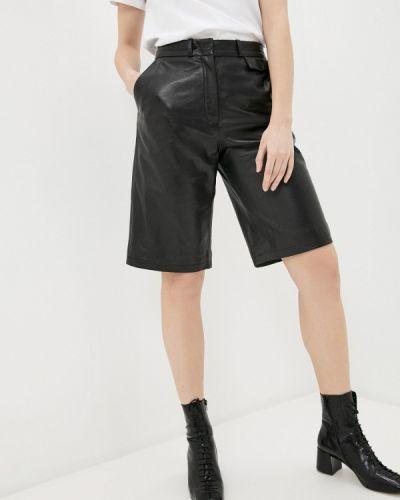 Повседневные черные шорты Oakwood