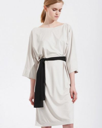 Платье весеннее бежевое W8less