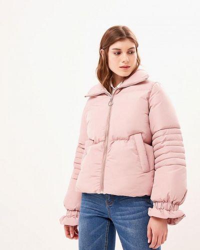Зимняя куртка утепленная осенняя Lost Ink.