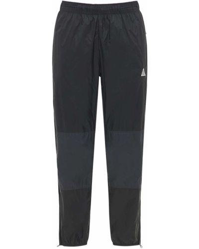 Палаццо - черные Nike Acg