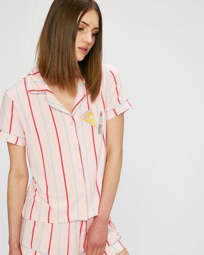 Рубашка с поясом на резинке Chelsea Peers