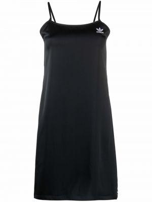 Платье-комбинация - черное Adidas