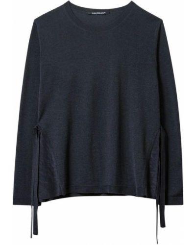 Niebieski sweter Luisa Cerano