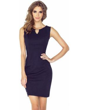 Sukienka elegancka materiałowa oversize Morimia