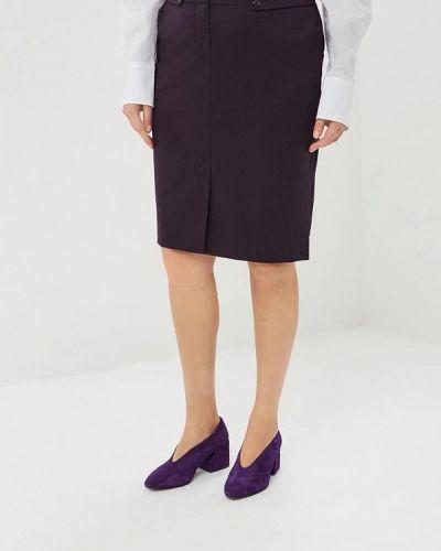Юбка фиолетовый Classik-t