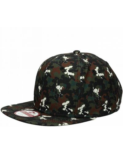 Зеленая шляпа New Era
