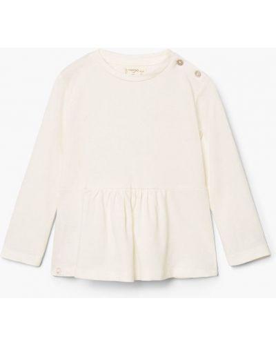 Блуза короткая Mango Kids