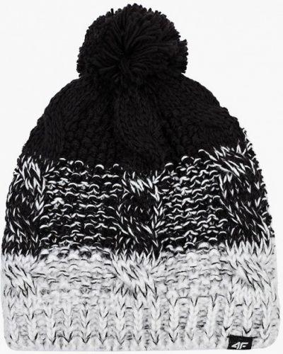 Черная шапка 4f