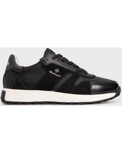 Кроссовки - черные Gant